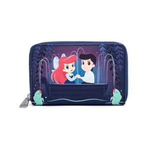 Loungefly Disney The Little Mermaid Gondola Scene Wallet