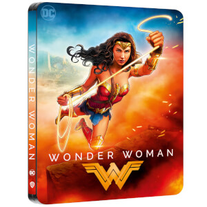 Wonder Woman - Exclusiva de Zavvi 4K Ultra HD Steelbook (Incluye 2D Blu-ray)