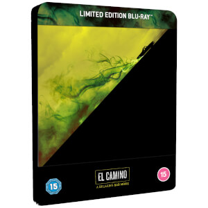 El Camino: A Breaking Bad Movie - Limited Edition Steelbook