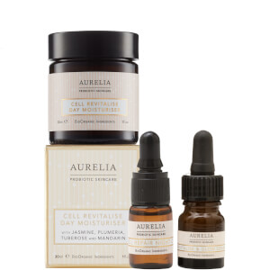 Aurelia Probiotic Skincare Exclusive Revitalise and Glow Set (Worth £45.49)