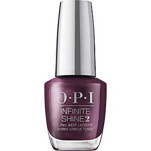 OPI Infinite Shine Dressed to the Wines Nail Varnish 15ml