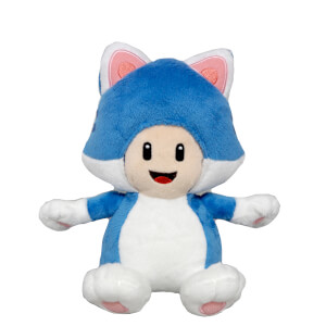 Cat Toad Soft Toy