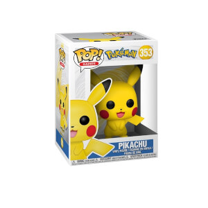 Pokemon Pikachu Funko Pop! Vinyl