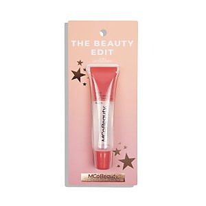 MCoBeauty The Beauty Edit 2-in-1 Lip Treatment & High Shine Gloss - Peach