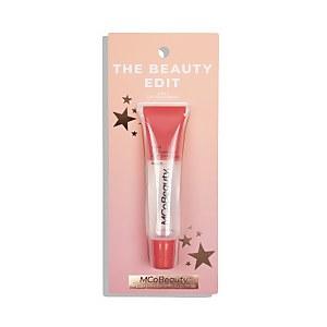 MCoBeauty The Beauty Edit 2-in-1 Lip Treatment & High Shine Gloss - Peach