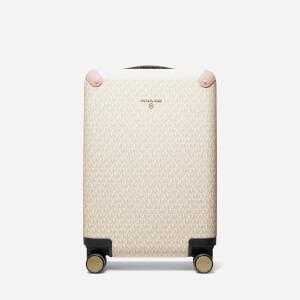 Michael Michael Kors Women's Travel Small Hardcase Trolley - Vanilla/Soft Pink