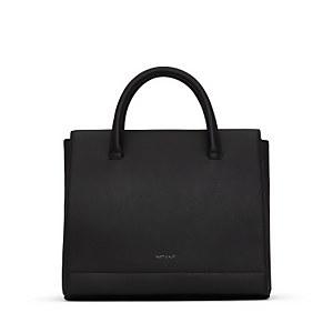 Matt & Nat Women's Adelsm Purity Satchel - Black