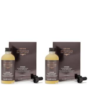 Supersize Hair Growth Serum Intense Duo 2 x 90ml (Worth £120.00)