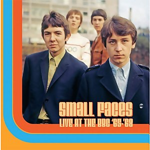 Small Faces - Live At The BBC '65-'68 (Orange Vinyl) LP