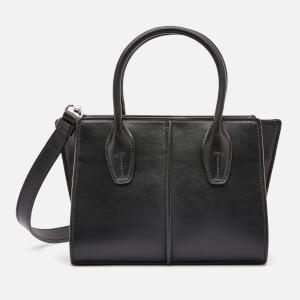 Tod's Women's Mini Shopping Tote Bag - Black