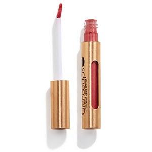 GRANDE Cosmetics GrandeLIPS Plumping Liquid Lipstick Metallic Semi-Matte - Peach Bellini