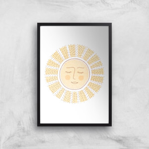 Sunny Side Up Giclee Art Print