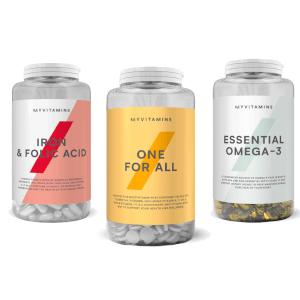 Myvitamins Essentials 'Potion' Bundle