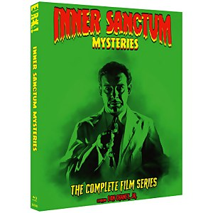 Inner Sanctum Mysteries: The Complete Film Series (Eureka Classics) Blu-Ray
