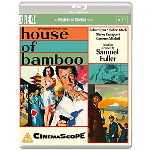 House Of Bamboo (Masters Of Cinema) Blu-Ray