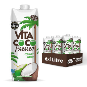 Pressed Coconut Water, 1 Litre (6 Units)