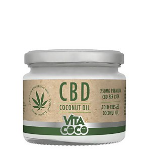 CBD Infused with Coconut Oil, 250ml
