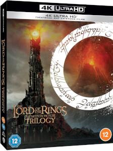 Der Herr der Ringe Triologie - 4K Ultra HD (Inkl. 2D Blu-ray)