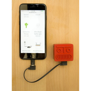 Go Bot Power Bank - Red