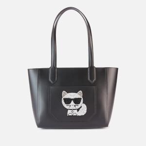 Karl Lagerfeld Women's K/Choupette Tote Bag - Black
