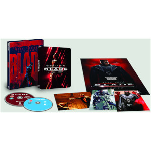 Blade - Exclusivité Zavvi Steelbook 4K Ultra HD (Blu-ray 2D Inclus)