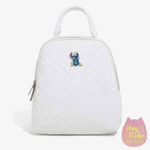 Loungefly Disney Stitch Duckling Eyes Covered Mini Backpack - VeryNeko Exclusive