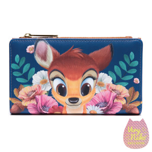 Loungefly Bambi Wallet - VeryNeko Exclusive