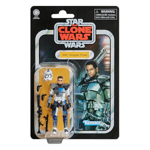 Hasbro Star Wars Vintage Collection Clone Wars ARC Trooper Fives Action Figure