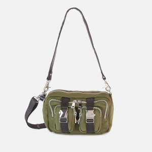 Núnoo Women's Ellie Scuba Cross Body Bag - Green