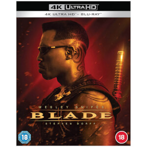 Blade - 4K Ultra HD (Includes 2D Blu-ray)