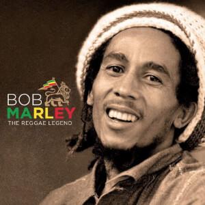 Bob Marley - The Reggae Legend 5LP Box Set