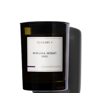 SENSORI+ Air Detoxifying Aromatic Wiruna Night Soy Candle 260g