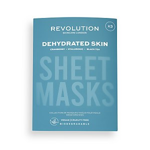 Revolution Skincare Biodegradable Dehydrated Skin Sheet Mask