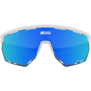 Scicon Aerowing Road Sunglasses - White Gloss
