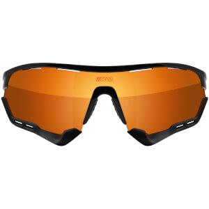 Scicon Aerotech Xl Road Sunglasses - Black Gloss