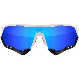 Scicon Aerotech Xl Road Sunglasses - White Gloss