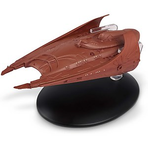 Eaglemoss Star Trek Die Cast Ship Replica - Vulcan Vahklas Starship Model