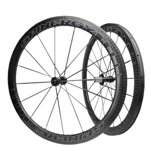 Spinergy Stealth FCC 4.7 Clincher Carbon Wheelset