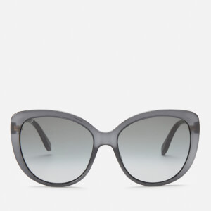 Gucci Women's Cat Eye Sunglasses - Grey