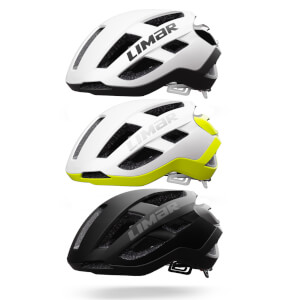 Limar Air Star Road Helmet with Rear Light