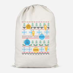 Friends Baubles Cotton Storage Bag