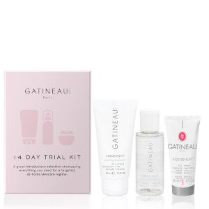 Gatineau Cleanse, Tone and Moisturise 14 Day Trial Kit