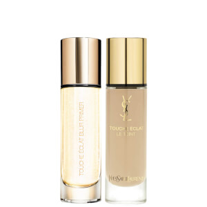 YSL Touche Éclat Le Teint Foundation and Primer (Various Shades)