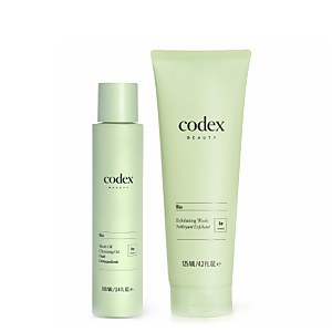 Codex Beauty Double Cleanse Duo