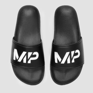 MP Men's Sliders - Black/White