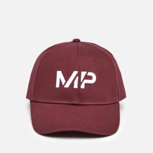 Mp Essentials Baseball Cap Washed Oxblood