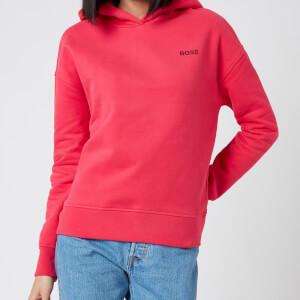 BOSS Women's Eshanta Hoodie - Medium Pink