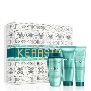 Kérastase Extentionsite Gift Set for Hair Seeking Healthier-Looking Lengths