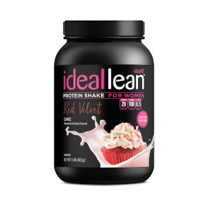 IdealLean Protein - Red Velvet Cake - 30 Servings