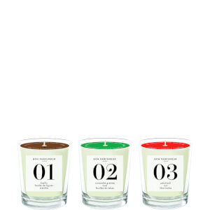 Bon Parfumeur Mini Candles Set - 01, 02, 03